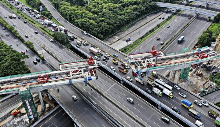 Waskita Bakal Dapat Pembayaran Dari Proyek Tol Hingga LRT, Nilainya? - Warta Ekonomi