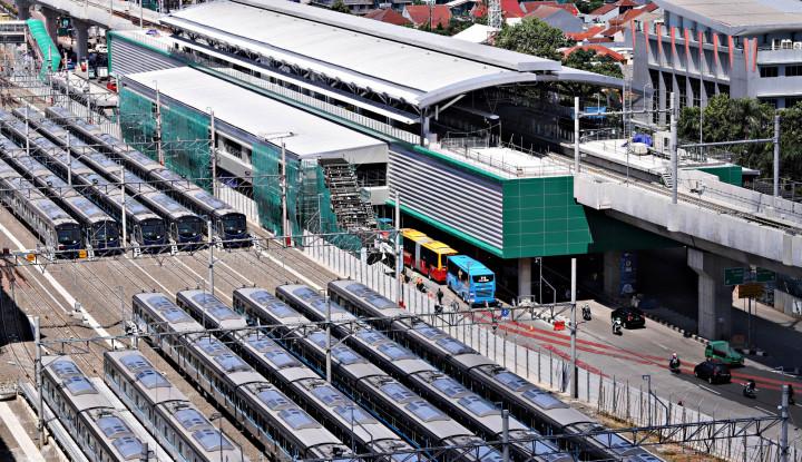 MRT Jakarta Beroperasi, Harga Properti di Wilayah Ini Naik Drastis - Warta Ekonomi
