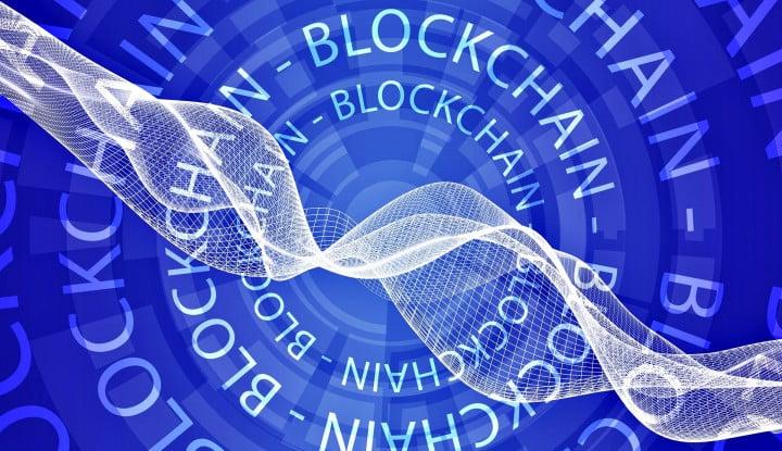 Tiga Bank Ini Lakukan Uji Coba Bank Guarantee Lygon Blockchain - Warta Ekonomi