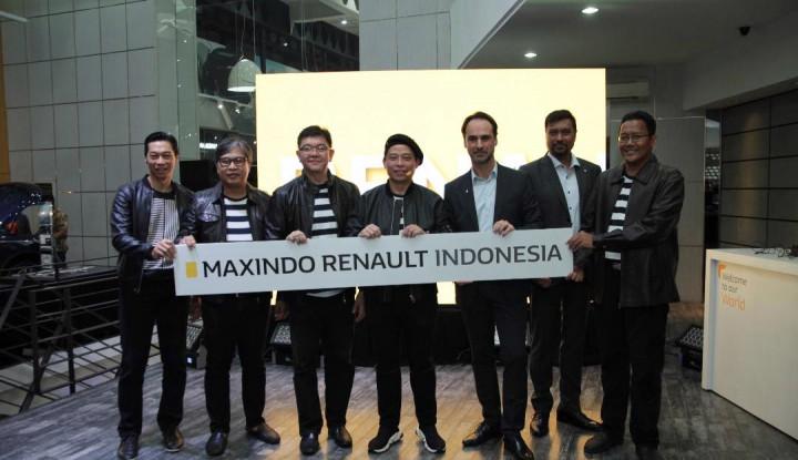 Genjot Penjualan, Renault Indonesia Buka 3 Diler Sekaligus - Warta Ekonomi