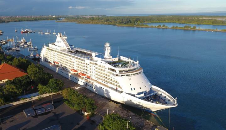 Pelabuhan Kelolaan Pelindo III Siap Sambut 153 Kapal Pesiar - Warta Ekonomi