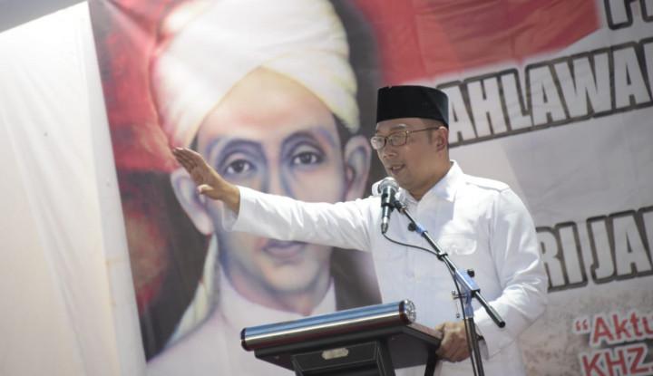 Ridwan Kamil Pastikan One Pesantren One Product Dorong Ekonomi Umat - Warta Ekonomi