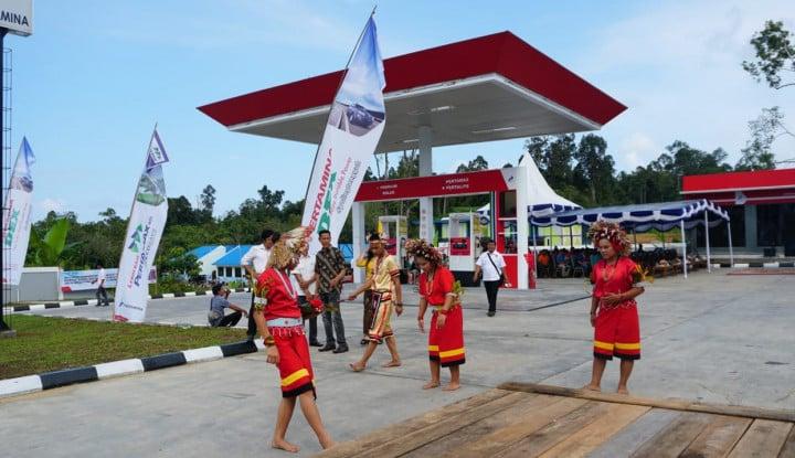 Pertamina Resmikan Empat Titik BBM Satu Harga di Kepulauan Mentawai - Warta Ekonomi
