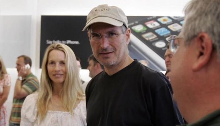Terbongkar! Diet Ekstrem Steve Jobs Hingga Dirinya Berpulang - Warta Ekonomi