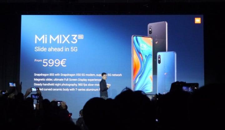 Ponsel 5G Hadir dalam MWC 2019 - Warta Ekonomi