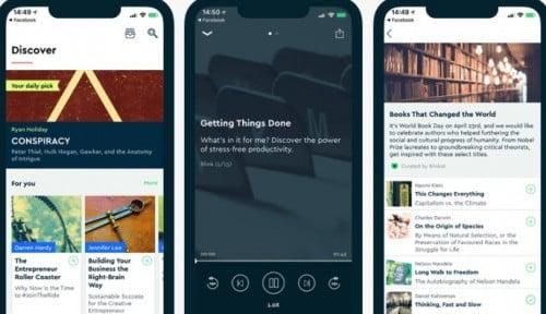 Foto Aplikasi E-Book Favorit Para CEO, Seperti Apa Bentuknya?