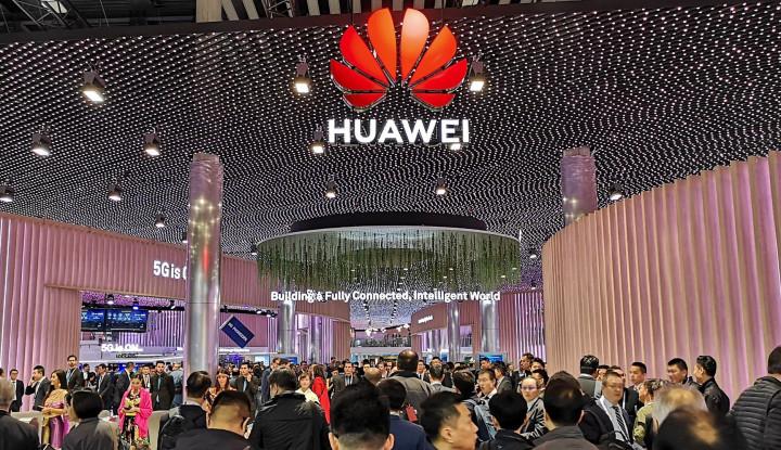 2 Perusahaan China Ini 'Lobi' Amerika Buat Tak Labeli Produknya Sebagai Ancaman - Warta Ekonomi