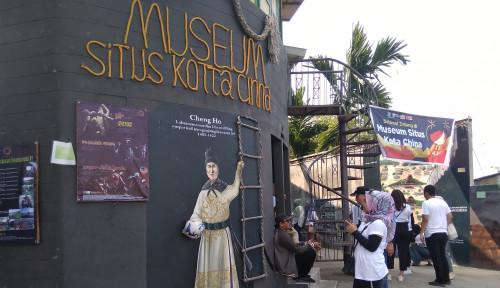 Foto Tingkatkan Pariwisata, Medan City Tour Kunjungi 6 Destinasi Wisata di Medan
