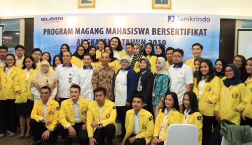 Foto Jamkrindo Selenggarakan Program Magang Bersertifikat Angkatan II