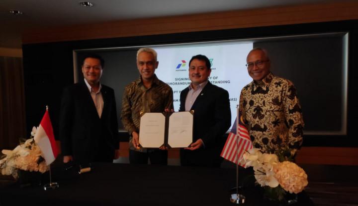 Pertamina-Petronas Kerja Sama Kembangkan Bisnis Migas - Warta Ekonomi
