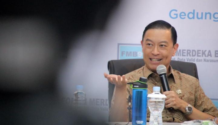 Kepala BKPM: Entah Kenapa Presiden Marah-marah - Warta Ekonomi