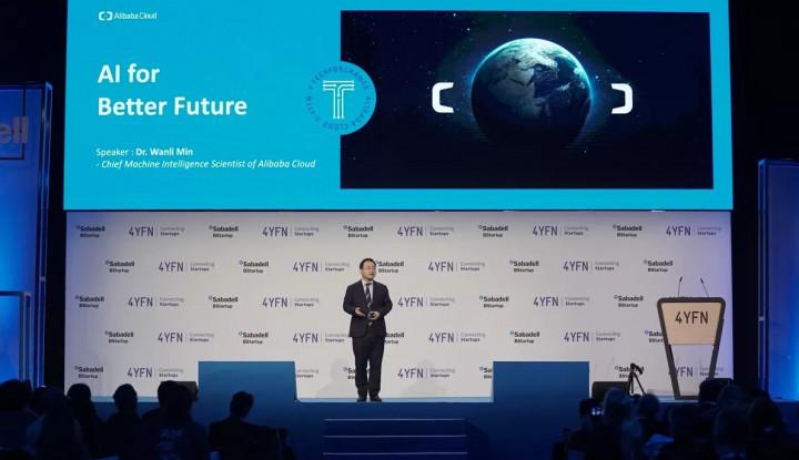 Umumkan Inisiatif Tech for Change, Langkah Alibaba Cloud Wujudkan Perubahan Sosial - Warta Ekonomi