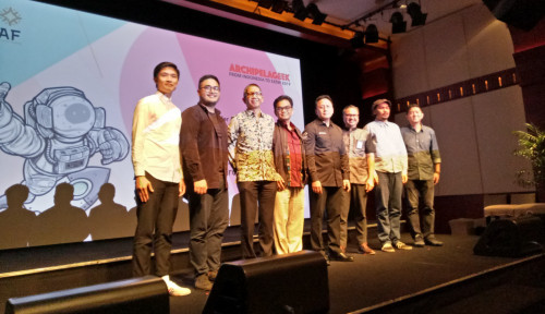 Foto Ini Dia Kreator Indonesia yang Didelegasikan Bekraf ke Amerika