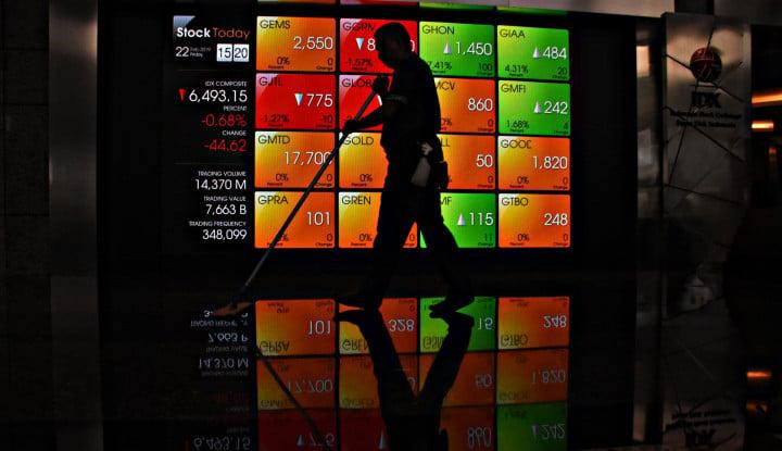 China Pangkas Pertumbuhan PDB, IHSG dan Bursa Asia Solid Memerah - Warta Ekonomi