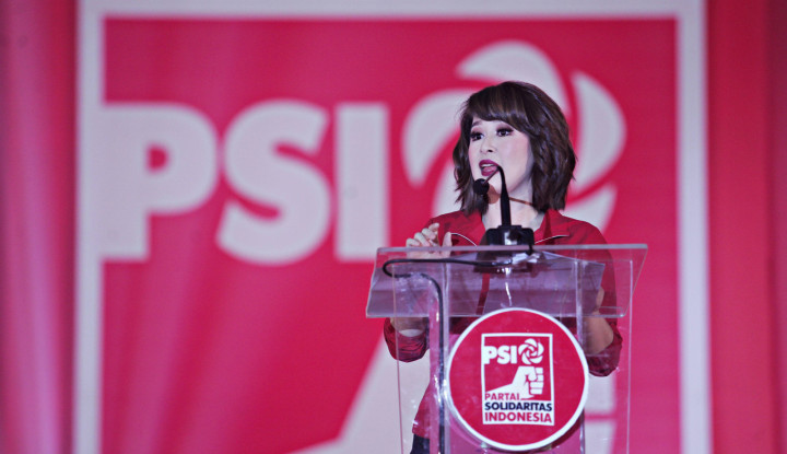 Digadang-gadang Jadi Menteri Jokowi, Grace Natalie Pasrah? - Warta Ekonomi