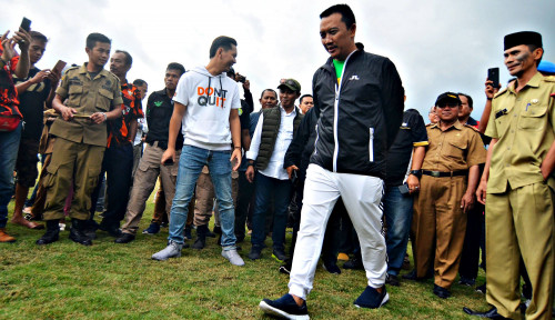 Foto Resmi Jadi Terangka, Imam Nahrowi Segera Dipanggil KPK