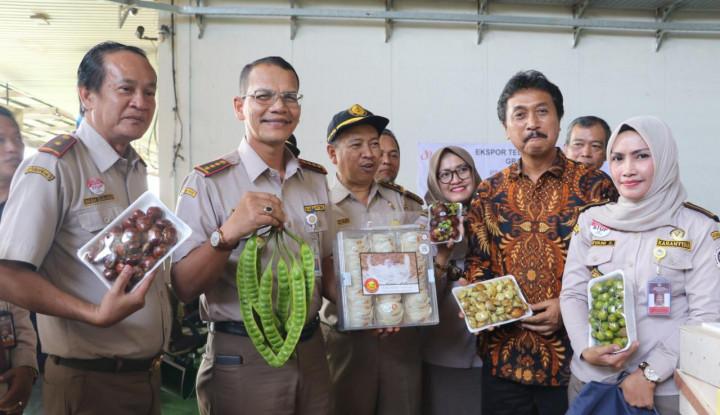 Ekspor Produk Pertanian via Karantina Soekarno-Hatta Tembus Rp1,26 Triliun - Warta Ekonomi
