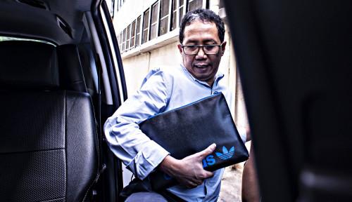 Foto Plt Ketum PSSI Kembali Diperiksa Hari Ini