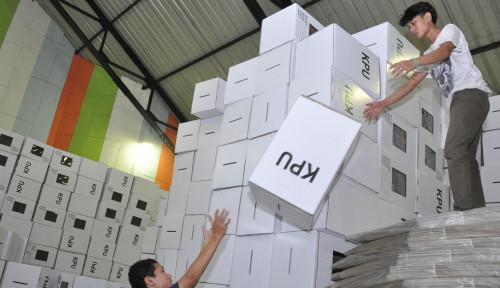 Foto Ketua MK: Pemilu di Indonesia Paling Sulit di Dunia