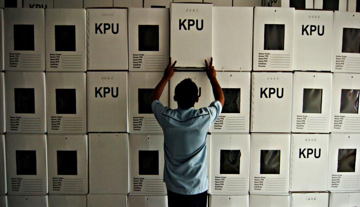 Jelang Pemilu, RPX Kebagian Distribusikan Kotak Suara - Warta Ekonomi