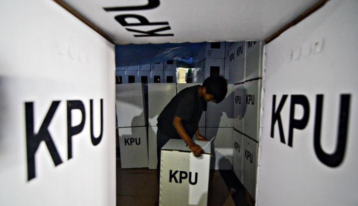 KPU Mulai Rekap Lagi Hasil Pemilu di 4 Daerah ini - Warta Ekonomi