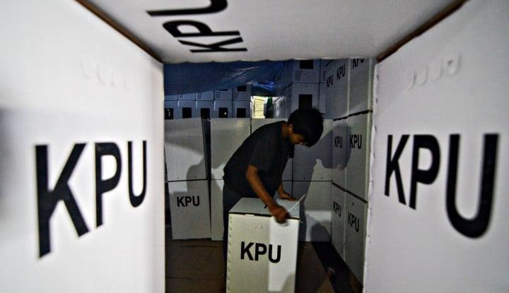 Tegas KPU: Tak Ada Alasan Tolak Hasil Pemilu - Warta Ekonomi