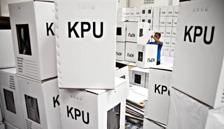 Terbaru, KPU Coret 73 Data e-KTP WNA Masuk DPT - Warta Ekonomi