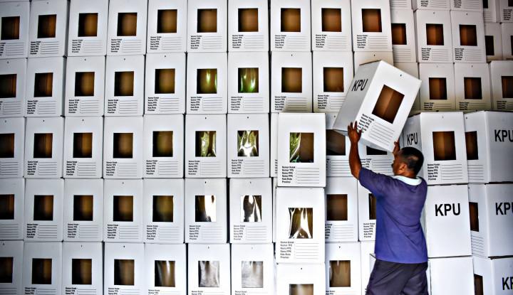 Situng KPU Sudah 66,8%, Prabowo Tak Juga Salip Jokowi - Warta Ekonomi