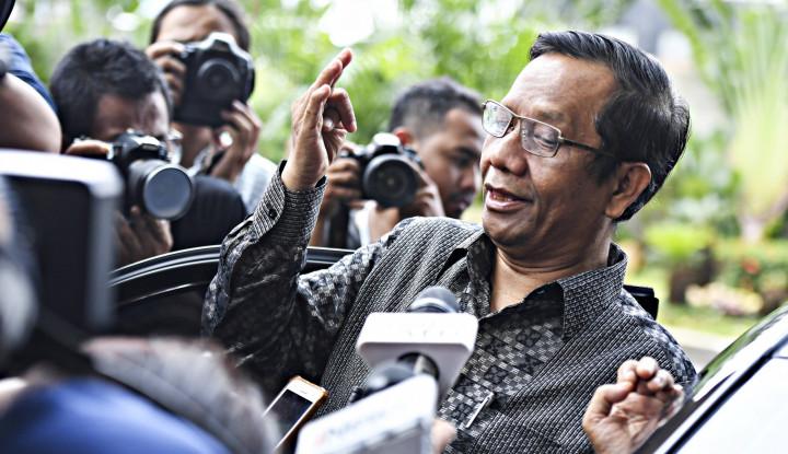 Berencana Bongkar Korupsi Asabri, Mahfud MD Segera Panggil Sri Mulyani dan Erick Thohir - Warta Ekonomi