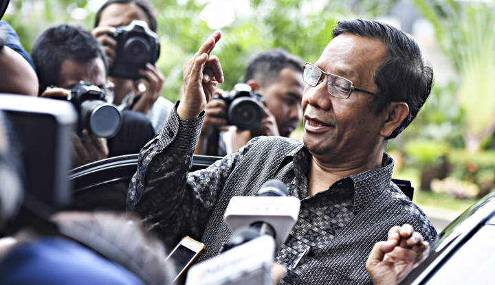 Mahfud MD Bongkar Surat Cekal Habib Rizieq, Gak Taunya... - Warta Ekonomi