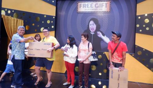 Foto Rayakan Ulang Tahun ke-26, Mal Ciputra Jakarta Apresiasi Pengunjung dengan Promo dan Undian