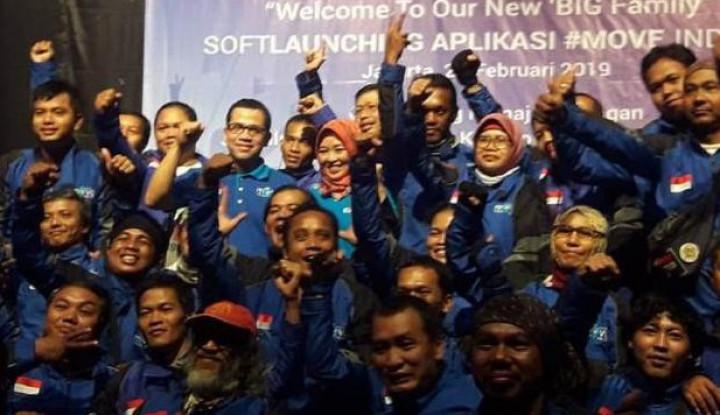 Hadir di Tengah-Tengah Go-Jek dan Grab, Mampukah Move Indonesia Bersaing? - Warta Ekonomi
