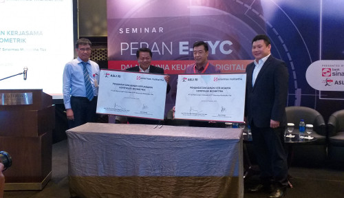 Foto Bank Sinarmas Perkenalkan Rekening Dana Peer to Peer