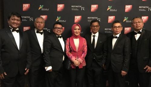 Foto Pertamina Raih Penghargaan dalam Ajang PFI Awards 2018 di London