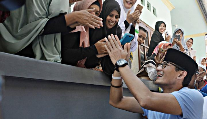 Klaim Bang Sandi: OK OCE Sumbang Rp395 M untuk Ekonomi Jakarta