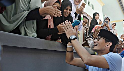 Foto Klaim Bang Sandi: OK OCE Sumbang Rp395 M untuk Ekonomi Jakarta