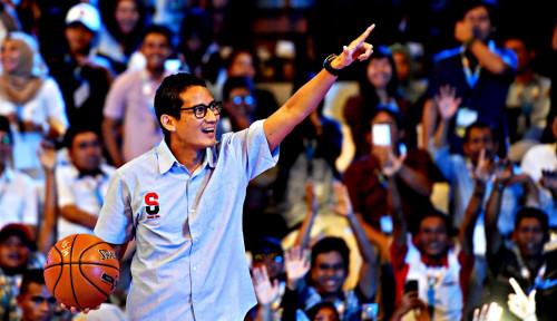 Foto Orangnya Sandi, Erwin Aksa Seret Nama JK Biar Didukung Bos-Bos Asal Sulsel