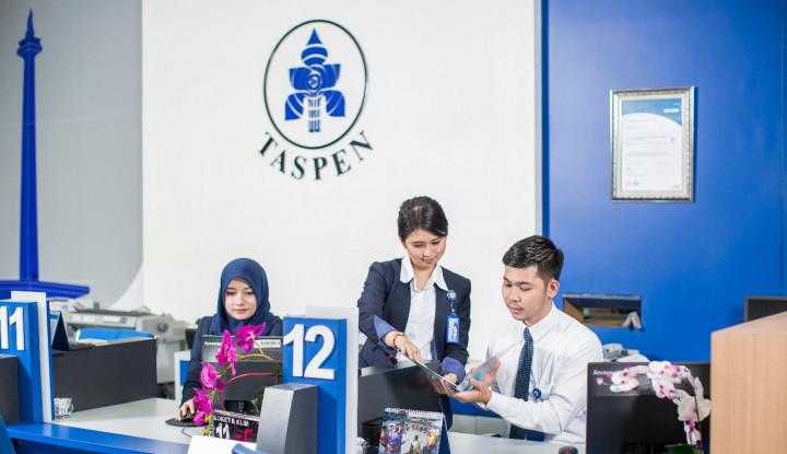 Taspen Sediakan Layanan Autentikasi Digital, Nasabah Wajib Tahu - Warta Ekonomi