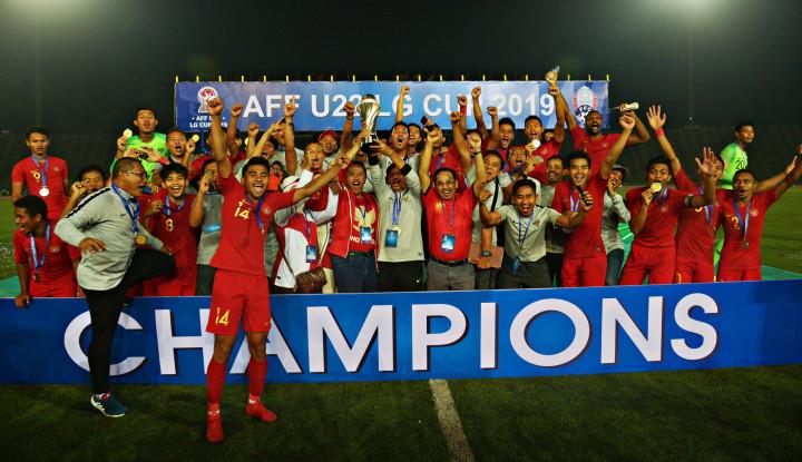 Hanif: Juarai Piala AFF U-22 Tidak Mudah - Warta Ekonomi