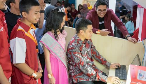 Foto Di Bukalapak Online Shopping, Anak-Anak Belajar Jadi Wirausahawan