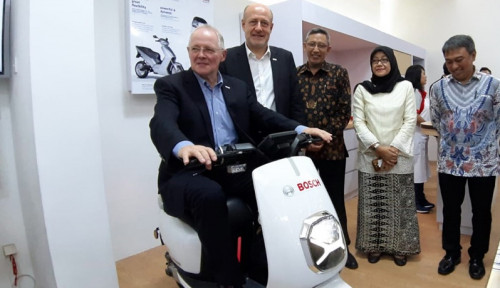 Foto Penuhi Industri Digital, Bosch Gandeng ITS dan PENS