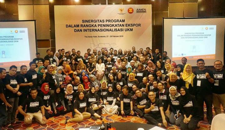 Kemenkop dan UKM Bersama Elemen Sosial Latih Pendamping UKM Ekspor - Warta Ekonomi