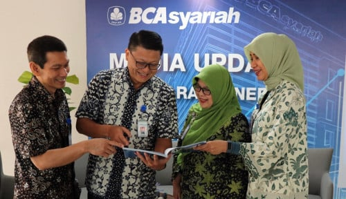 Foto Mantap, Laba Bersih BCA Syariah Tumbuh 22%