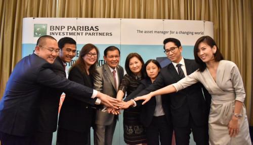 Foto BNP Paribas Gandeng Citi Pasarkan Reksadana Filantropi