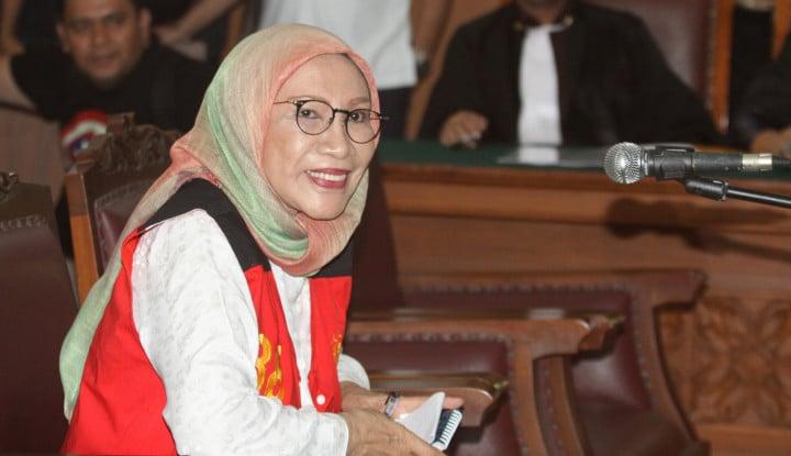 Di Hadapan Hakim, Ratna Sarumpaet Bilang Kasusnya Bernuansa Politik - Warta Ekonomi