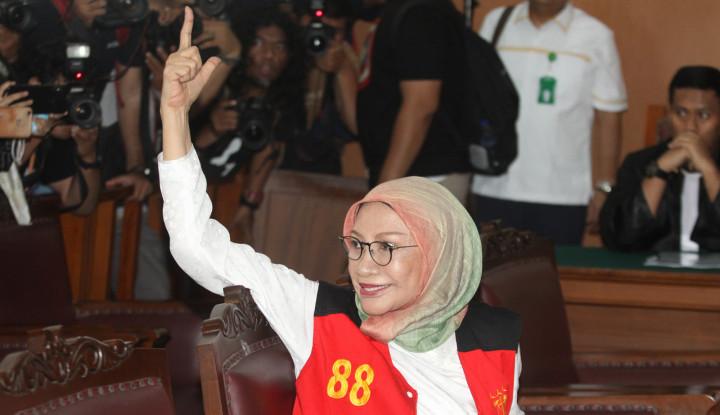 Pilih yang Bisa Selamatkan Indonesia, Ratna Pilih Siapa? - Warta Ekonomi