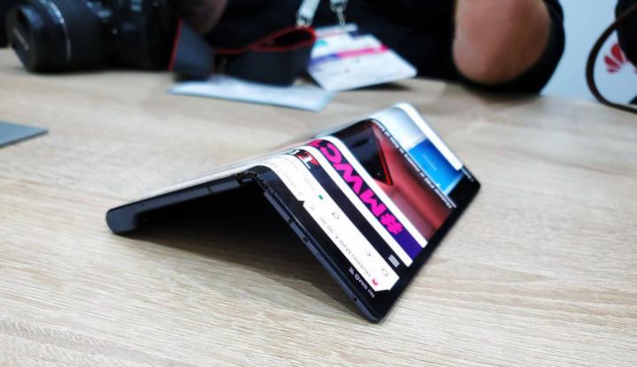 Ponsel Lipat Makin Digaungkan, Memang Produsen Sudah Siap Meluncurkan? - Warta Ekonomi
