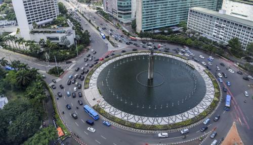 Foto Dampak Corona: Kunjungan Turis ke Jakarta Jeblok!