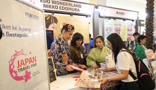 Perkenalkan Destinasi Baru, JNTO Ajak Wisatawan Pergi ke Jepang