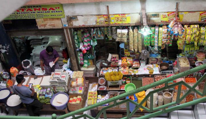 Penularan Corona di Pasar Tradisional Diduga dari Seorang Penjahit